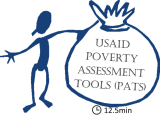 Measuring Poverty with thePAT