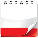 Blank calendar icon png