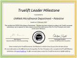 Truelift Recognizes the Pro-Poor Performance of Ahon sa Hirap, Inc., Fundación Amanecer, Banco VisionFund Ecuador, and UNRWA Microfinance Department –Palestine